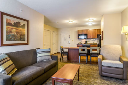 Candlewood Suites Hotel Jacksonville East Merril Road , FL 32225 near Jacksonville International Airport View Point 3