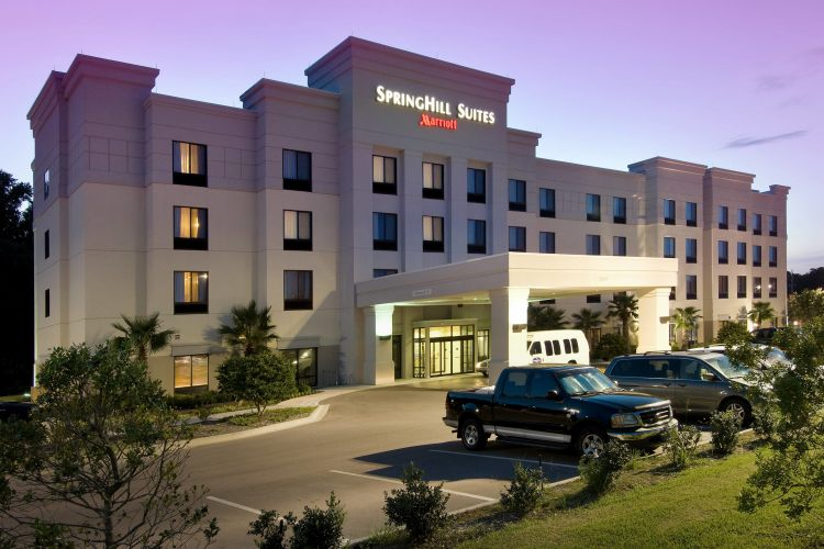 SpringHill Suites by Marriott Jacksonville Airport, FL 32218 near Jacksonville International Airport View Point 27