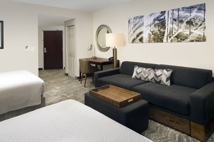 SpringHill Suites by Marriott Jacksonville Airport, FL 32218 near Jacksonville International Airport View Point 10