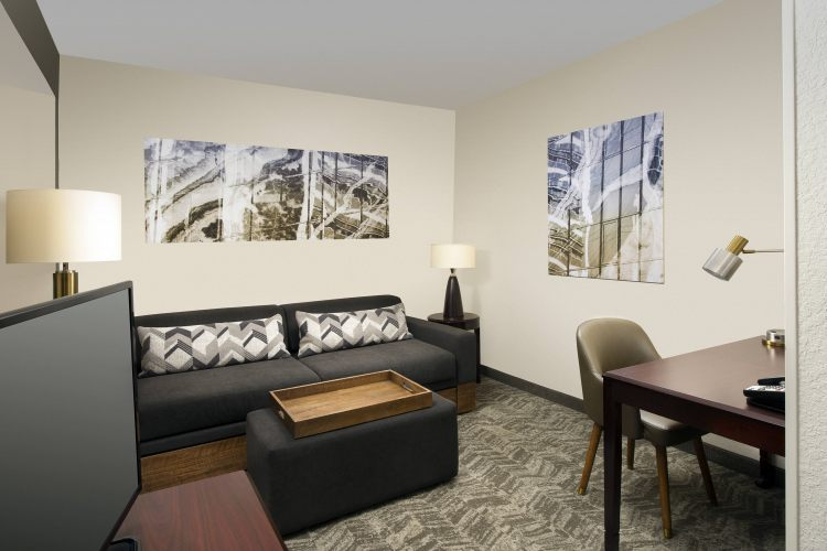 SpringHill Suites by Marriott Jacksonville Airport, FL 32218 near Jacksonville International Airport View Point 7