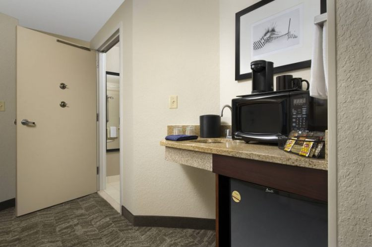 SpringHill Suites by Marriott Jacksonville Airport, FL 32218 near Jacksonville International Airport View Point 5