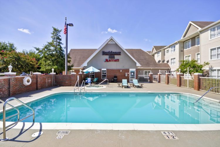 Residence Inn by Marriott Jacksonville Airport, FL 32218 near Jacksonville International Airport View Point 15