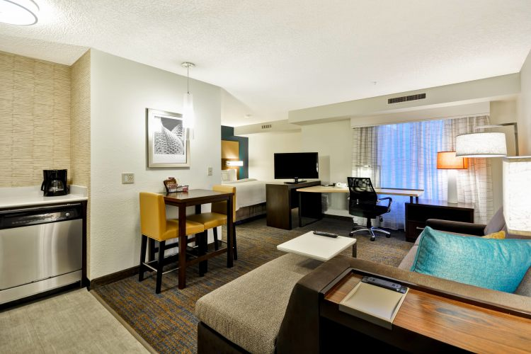 Residence Inn by Marriott Jacksonville Airport, FL 32218 near Jacksonville International Airport View Point 10