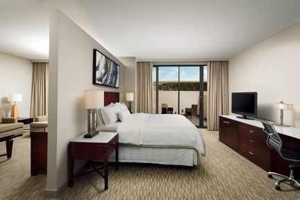 The Westin Los Angeles Airport, CA 90045 near Los Angeles International Airport View Point 4