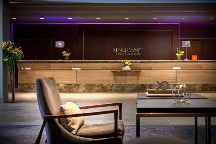 Renaissance Los Angeles Airport Hotel, CA 90045 near Los Angeles International Airport View Point 30