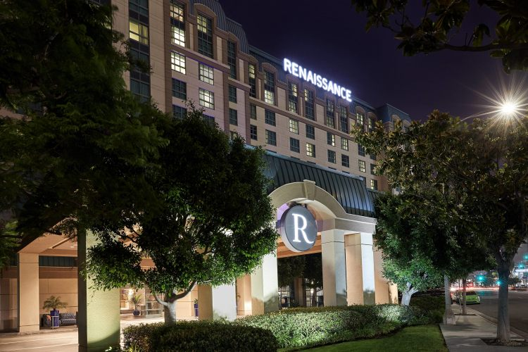 Renaissance Los Angeles Airport Hotel, CA 90045 near Los Angeles International Airport View Point 29