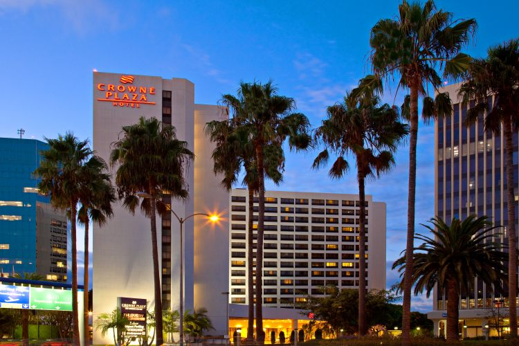 Crowne Plaza Los Angeles Airport, CA 90045 near Los Angeles International Airport View Point 1