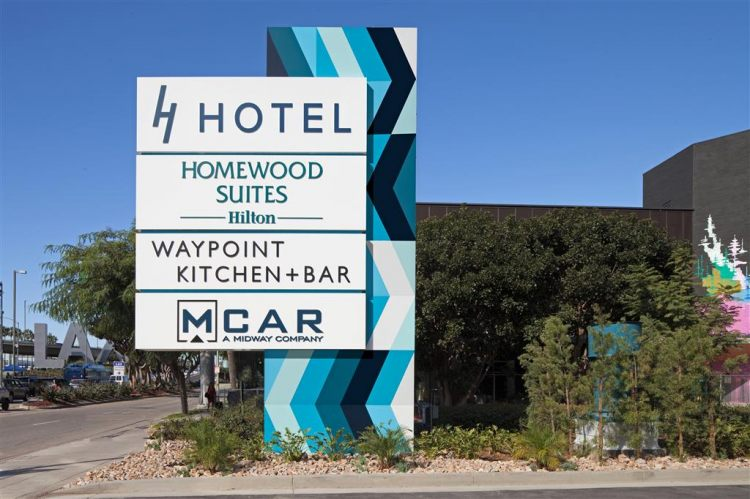 Homewood Suites by Hilton Los Angeles International Airport, CA 90045 near Los Angeles International Airport View Point 1
