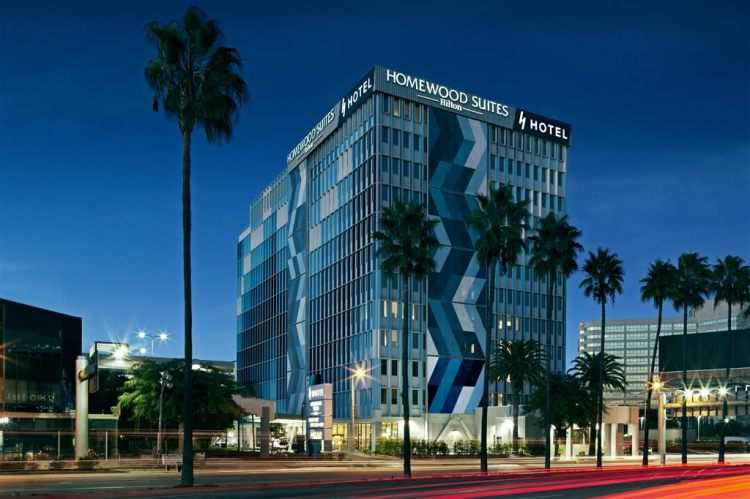 Homewood Suites by Hilton Los Angeles International Airport, CA 90045 near Los Angeles International Airport View Point 33