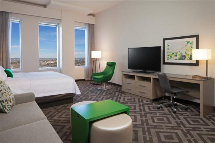 Homewood Suites by Hilton Los Angeles International Airport, CA 90045 near Los Angeles International Airport View Point 6