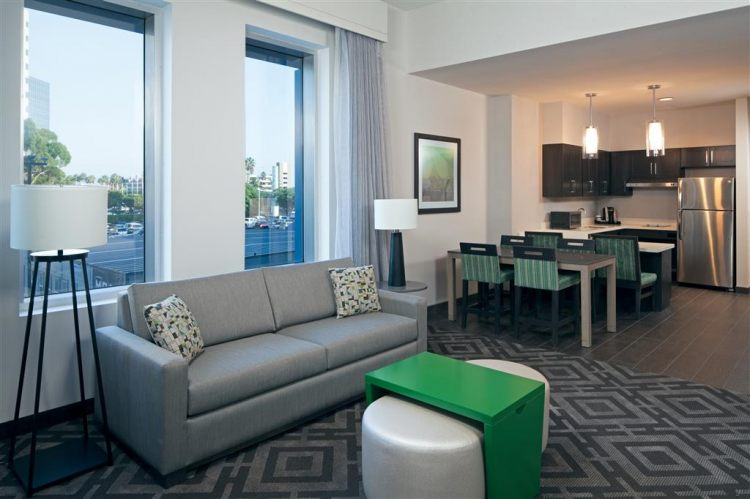Homewood Suites by Hilton Los Angeles International Airport, CA 90045 near Los Angeles International Airport View Point 4