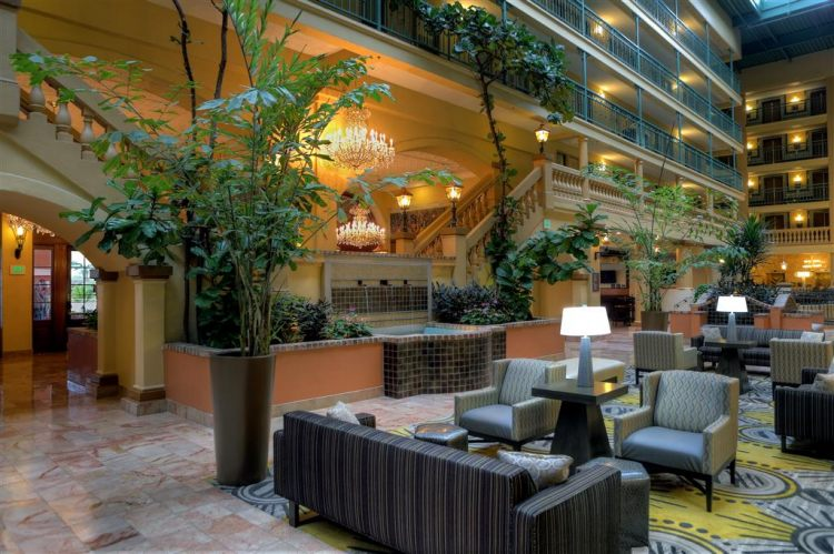 Embassy Suites by Hilton Los Angeles International Airport South, CA 90245 near Los Angeles International Airport View Point 17