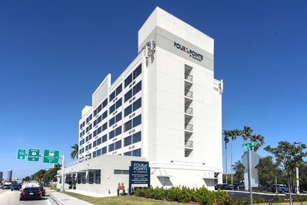 Four Points by Sheraton Fort Lauderdale Airport/Cruise Port, FL 33316 near Fort Lauderdale-hollywood International Airport View Point 1
