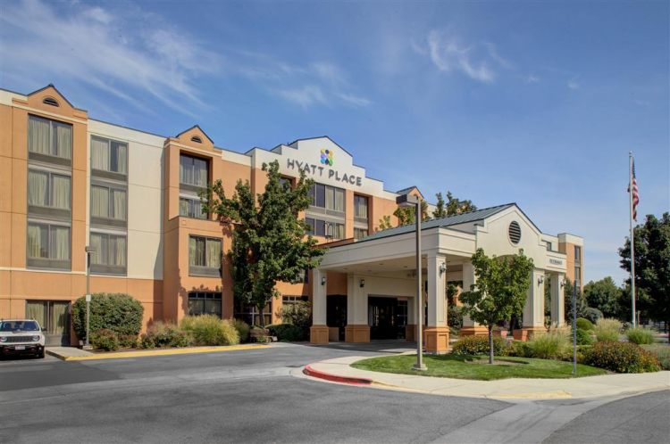 Hyatt Place Boise/Towne Square, ID 83704 near Boise Airport (Boise Air Terminal) (Gowen Field) View Point 1