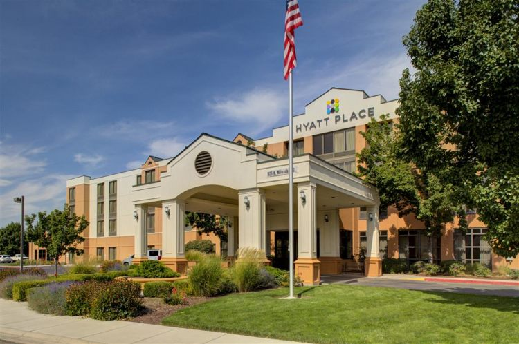 Hyatt Place Boise/Towne Square, ID 83704 near Boise Airport (Boise Air Terminal) (Gowen Field) View Point 29