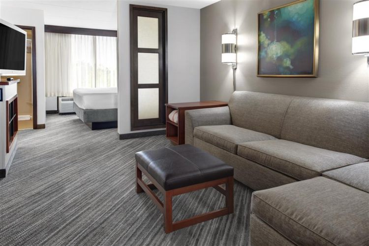 Hyatt Place Boise/Towne Square, ID 83704 near Boise Airport (Boise Air Terminal) (Gowen Field) View Point 5
