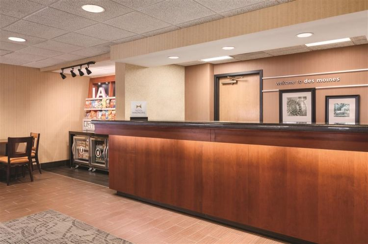 Hampton Inn Des Moines-Airport, IA 50321 near Des Moines International Airport View Point 19
