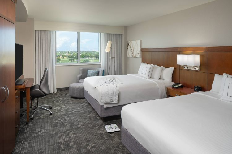 Courtyard by Marriott Miami Airport, FL 33126 near Miami International Airport View Point 14