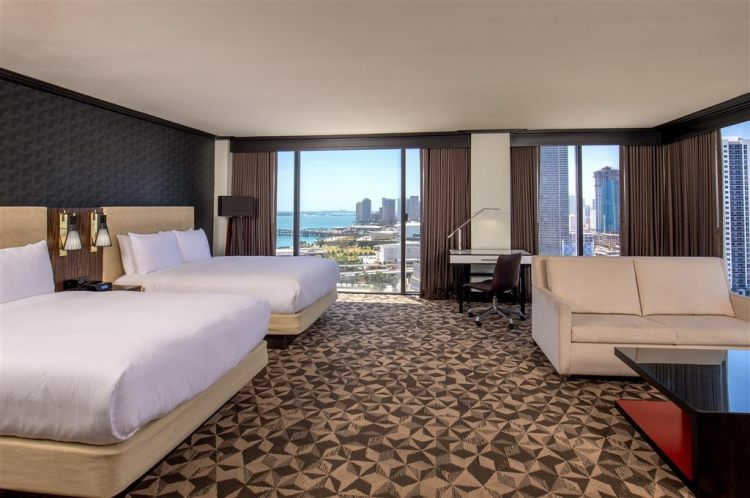 Hilton Miami Downtown, FL 33132 near Miami International Airport View Point 21