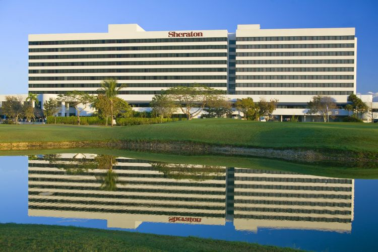 Sheraton Miami Airport Hotel & Executive Meeting Center, FL 33142