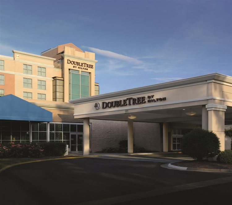 DoubleTree by Hilton Hotel Norfolk Airport, VA 23502 near Norfolk International Airport View Point 15