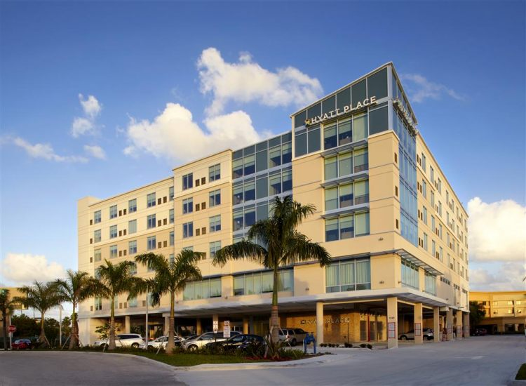 HYATT PLACE MIAMI AIRPORT EAST, FL 33142 near Miami International Airport View Point 32