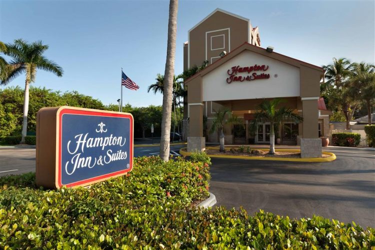 Hampton Inn & Suites Ft. Lauderdale Airport/South Cruise Port, FL 33020 near Fort Lauderdale-hollywood International Airport View Point 27