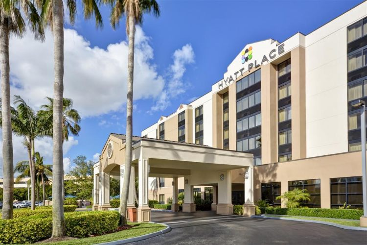 HYATT PLACE MIAMI AIRPORT DORAL, FL 33166 near Miami International Airport View Point 1