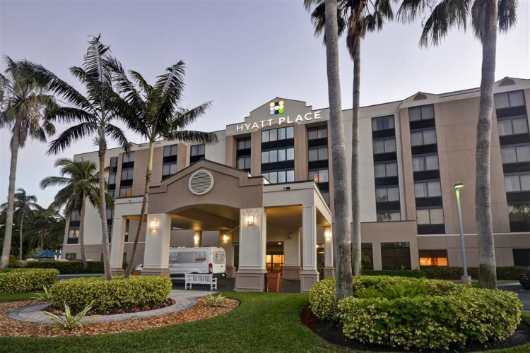 HYATT PLACE MIAMI AIRPORT DORAL, FL 33166 near Miami International Airport View Point 24