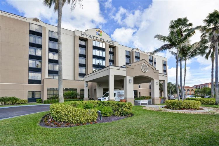 HYATT PLACE MIAMI AIRPORT DORAL, FL 33166 near Miami International Airport View Point 23