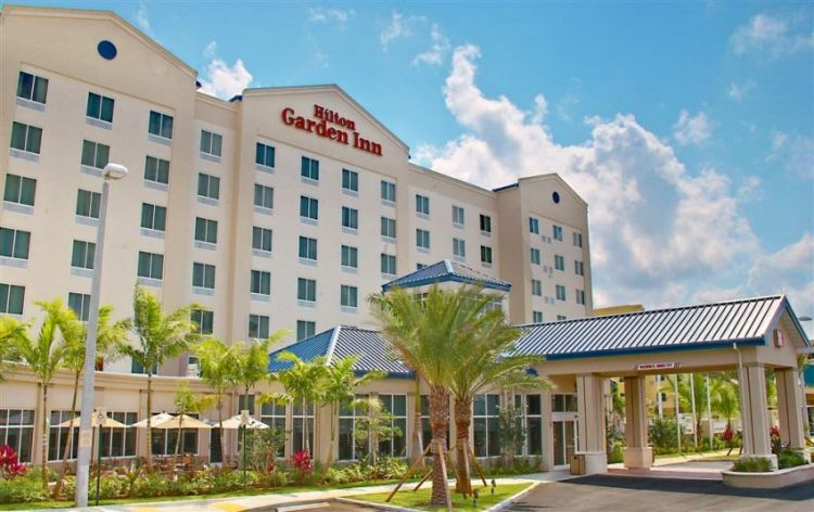 Hilton Garden Inn Miami Airport West, FL 33122 near Miami International Airport View Point 1