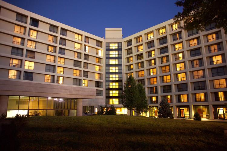 Hilton St. Louis Airport Hotel, MO 63134 near Lambert-saint Louis International Airport View Point 1