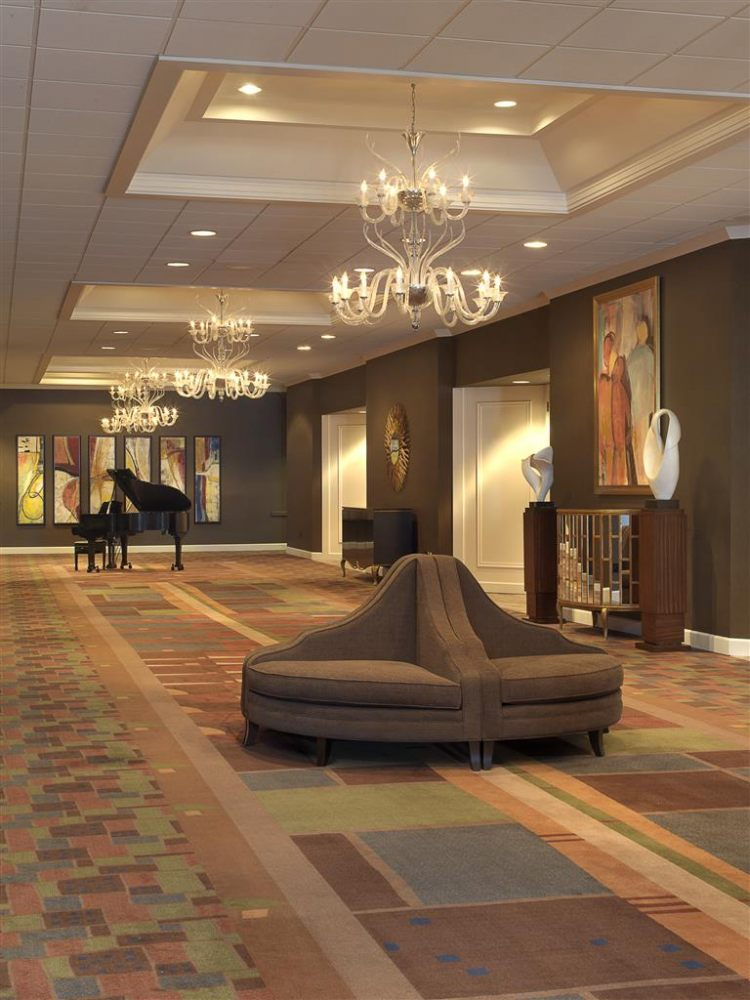 Hilton St. Louis Airport Hotel, MO 63134 near Lambert-saint Louis International Airport View Point 15