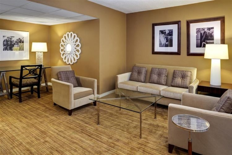 Hilton St. Louis Airport Hotel, MO 63134 near Lambert-saint Louis International Airport View Point 4