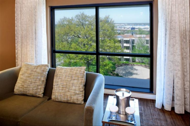 Hilton St. Louis Airport Hotel, MO 63134 near Lambert-saint Louis International Airport View Point 2