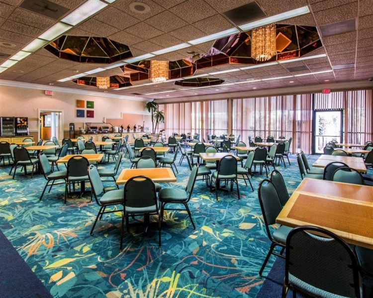 Quality Inn & Suites Port Canaveral Area, FL 32931 near Orlando International Airport View Point 24