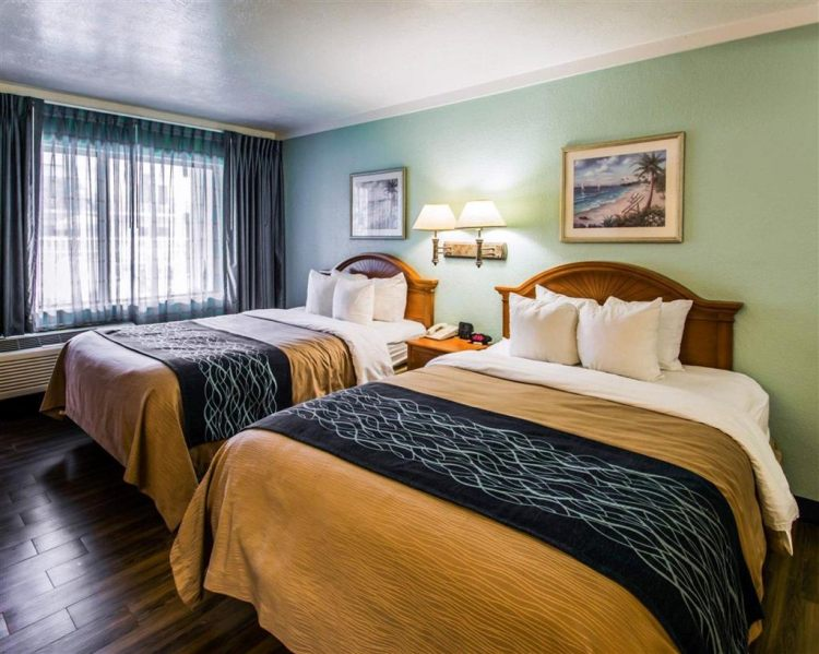 Quality Inn & Suites Port Canaveral Area, FL 32931 near Orlando International Airport View Point 21