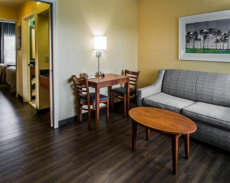 Quality Inn & Suites Port Canaveral Area, FL 32931 near Orlando International Airport View Point 17