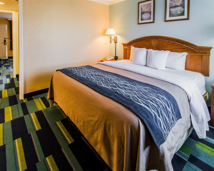 Quality Inn & Suites Port Canaveral Area, FL 32931 near Orlando International Airport View Point 15