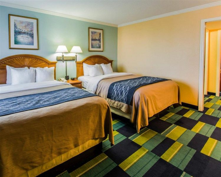 Quality Inn & Suites Port Canaveral Area, FL 32931 near Orlando International Airport View Point 12