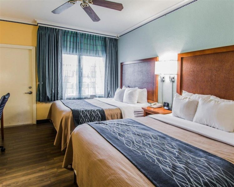 Quality Inn & Suites Port Canaveral Area, FL 32931 near Orlando International Airport View Point 7