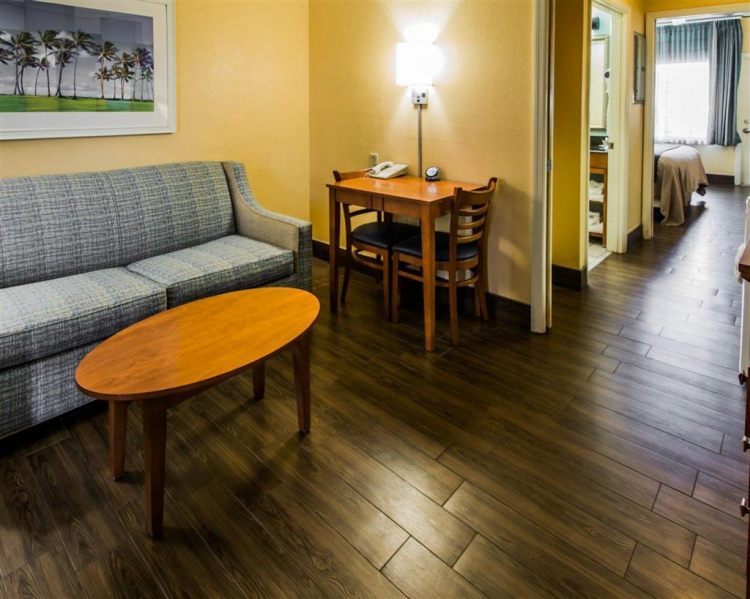 Quality Inn & Suites Port Canaveral Area, FL 32931 near Orlando International Airport View Point 4