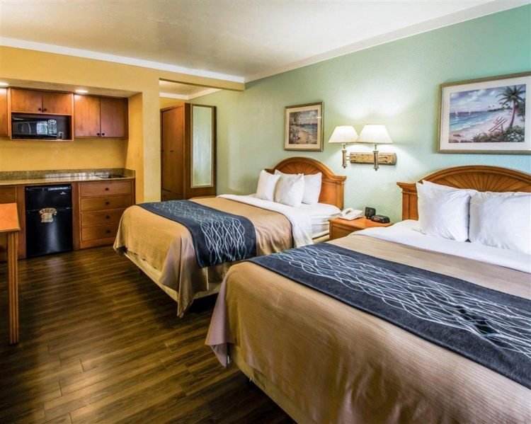 Quality Inn & Suites Port Canaveral Area, FL 32931 near Orlando International Airport View Point 2