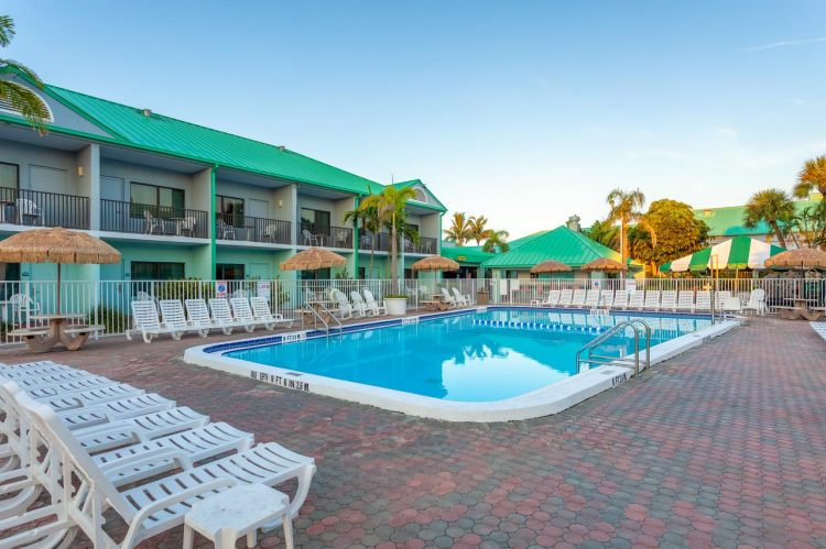 Quality Inn & Suites Port Canaveral Area, FL 32931 near Orlando International Airport View Point 1