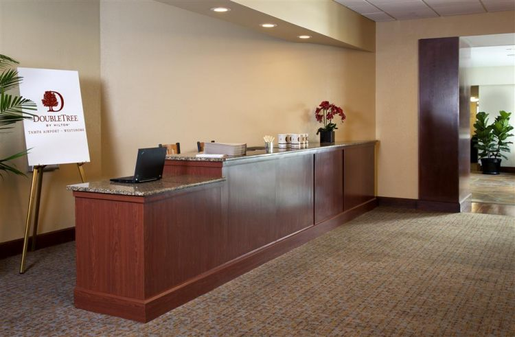 DoubleTree by Hilton Hotel Tampa Airport - Westshore, FL 33607 near Tampa International Airport View Point 32