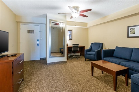 Comfort Inn & Suites Little Rock Airport, AR 72206 near Bill and Hillary Clinton National Airport -Little Rock National Airport (adams F View Point 9