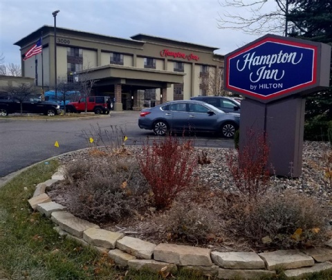 Hampton Inn Minneapolis/Eagan, MN 55121 near Minneapolis-saint Paul International Airport (wold-chamberlain Field) View Point 1