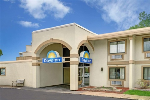 Days Inn by Wyndham Bloomington West, MN 55435 near Minneapolis-saint Paul International Airport (wold-chamberlain Field) View Point 1