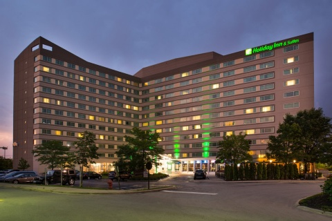 Holiday Inn and Suites Chicago O'Hare-Rosemont Hotel, IL 60018 near Ohare International Airport View Point 38