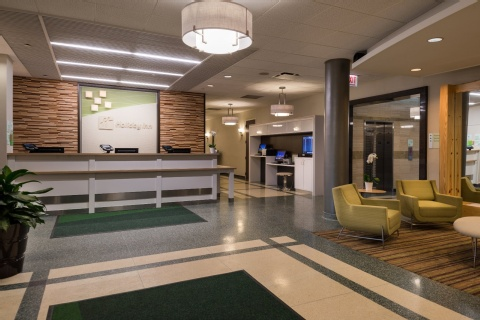 Holiday Inn and Suites Chicago O'Hare-Rosemont Hotel, IL 60018 near Ohare International Airport View Point 29